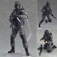 Metal Gear Solid 2 Action Sammler Figur Soldat PS2 Spiel figma Classic Figuren