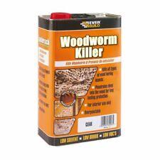 Everbuild Evbljworm05 Woodworm Killer 5 Litre 1 5ltr
