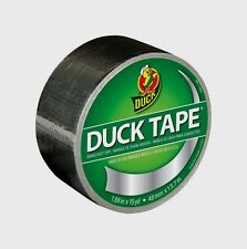 """NEW Duck Tape Duct Tape 1.88"""" x 15 Yd. Chrome Color, Color Coding Crafts 1303158"""