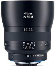 ZEISS Milvus 50mm 2,0 Makro ZF.2 Nikon F