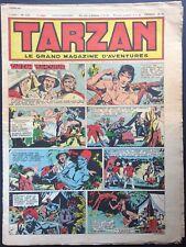 TARZAN Éditions Mondiales n°232 du 3 mars 1951 Bon état non découpé