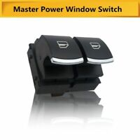 FOR VW CADDY GOLF TOURAN 2 DOOR DRIVERS SIDE ELECTRIC WINDOW SWITCH 5K3959857