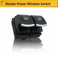 FOR   CADDY GOLF TOURAN 2 DOOR DRIVERS SIDE ELECTRIC WINDOW SWITCH 5K3959857