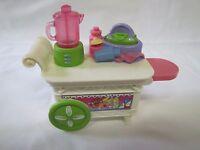 FISHER PRICE Loving Family Dollhouse SNACK CART BLENDER POOL SPA HOT TUB sounds!