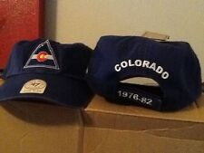 Vintage Hockey Colorado Rockies NHL hat One size fits all
