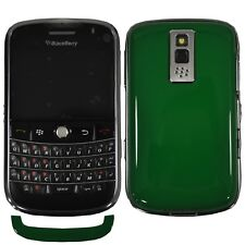New Blackberry Bold 9000 1GB Customised Dark Green Back Factory Unlocked Simfree