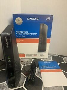 Linksys Ac1900 Wi-fi Cable Modem Router