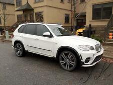 BMW X5 E70 LCI (2010-2013) Front Bumper Lip Diffuser Spoiler Add On