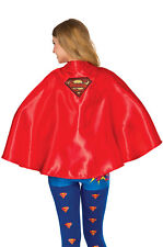 Brand New Superhero Supergirl Cape Costume Accessory