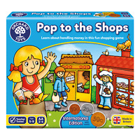 Pop to the Shops by Orchard Toys