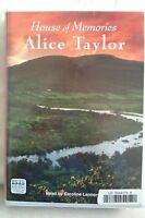 House of Memories by Alice Taylor: Unabridged Cassette Audiobook (J4)