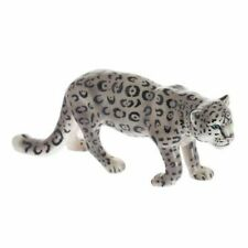 More details for john beswick natural world: snow leopard figurine jbnw5