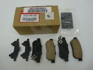 Genuine Honda Pad Set Rear (7CLP-13S) 43022-SR2-040