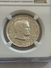 "1922 with Star ""STAR"" Grant Commemorative Silver Half Dollar NGC AU 53"