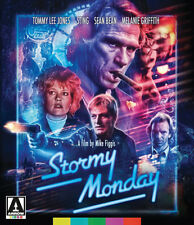 Stormy Monday 2-Disc Special Edition [Blu-ray DVD, 2017] Tommy Lee Jones, Sting