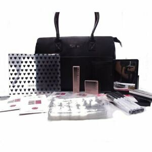 Mary Kay Large Black Tote & Makeup 1 DAY PROCESSING