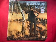 L-21 ENGELBERT HUMPERDINCK My Love ....... 1974 ........ APAS 71065