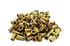 Astro Pneumatic Tool RN1024 #10-24 Steel Rivet Nuts - Pack of 100