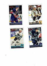 NHL  1995-1996 BOWMAN  Hockey Set