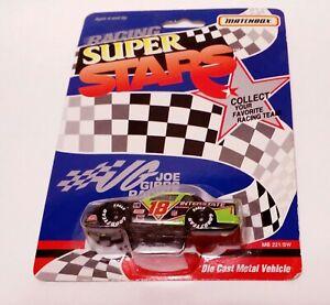 MATCHBOX ~ SUPER STARS ~ JOE GIBBS RACING ~ #18 INTERSTATE BATTERIES 1/64 221/SW