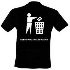 KEEP SWITZERLAND PAGAN [T-Shirt]