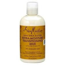 Shea Moisture Raw Butter Extra-moisture Transitioning Milk 236 Ml