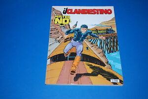 MISTER NO 165 Il Clandestino , Sergio Bonelli Editore.