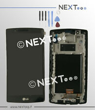 Schermo Display Touch screen LG G4 nero + kit riparazione