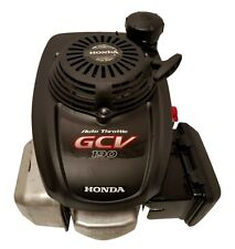"GCV 190 Honda 6hp Over Head Cam Motor 7/8"" x 1-7/8"" Vertical Shaft Engine"