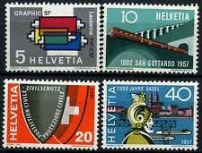 Switzerland 1955 SG#576-9 Publicity Issue MNH Set #D61120