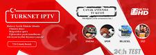 Türknet IPTV TEST