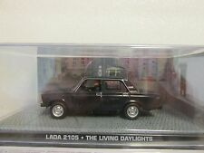 Colección Autos De James Bond 118 Lada VAZ2105 The Living Daylights