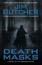 Death Masks (Dresden Files, Book 5) by Butcher, Jim