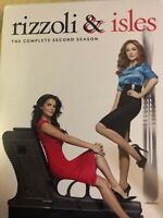 Rizzoli  Isles: The Complete Second Season (DVD, 2012, 3-Disc Set)