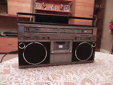 Grundig RR 710 a Stereo  Radio / Cassettenrecorder  80 er Jahre   Topzustand !