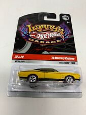 Hot Wheels Larry's Garage New In Pack 2008 '70 Mercury Cyclone