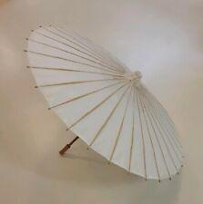 Chinesischer Sonnenschirm aus Papier, handmade 86 cm