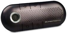 Violet Supertooth Cristal mains libres Bluetooth Haut-parleur sans fil Kit pour