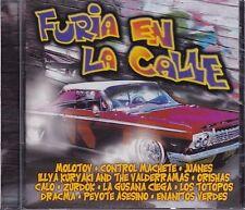 Molotov,Control Machete,Juanes,Calo,Enanitos Verdes,Orishas,Dracma NEW CD NUEVO