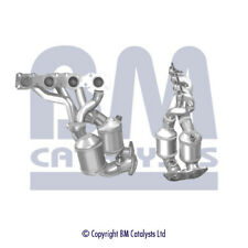 BM91766H 18407563671 CATALYTIC CONVERTER TYPE APPROVED TYPE APPROVED  FOR BMW