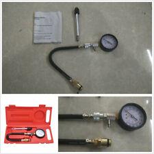NEW Auto Petrol Gas Engine Cylinder Pressure Gauge Tester Kit Motor Repair Tool
