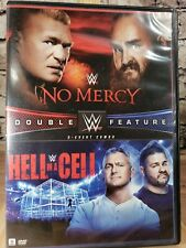 WWE/WWF No Mercy/Hell in a Cell 2017 dvd- 2 disk- Lesnar- Bliss- Reigns- Cena