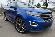 2018 Ford Edge AWD SPORT-EDITION(RARE FIND)