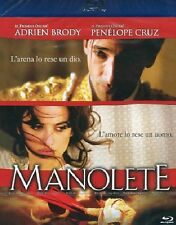 Manolete (Blu-Ray) EAGLE PICTURES