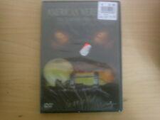 Universal  DVD  AMERICAN WEREWOLF  Holo Cover  (2002)   Neu & OVP