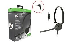 New PowerA Official Xbox One S Chat Headset Gaming Microphone Mute Control