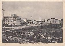 * NETTUNIA (Anzio) - Caserma della Milizia Controaerei (Fot.Berretta) 1940