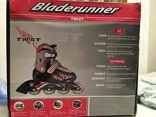 Rollerblade Youth Inline Skates Model Bladerunner Twist, sizes 4-7