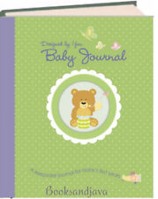 Designed By You Baby Journal (hc) Journal for baby's 1st year NEW
