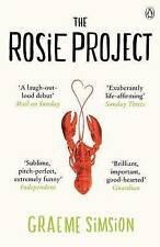 The Rosie Project: Don Tillman 1 by Graeme Simsion (Paperback, 2014)